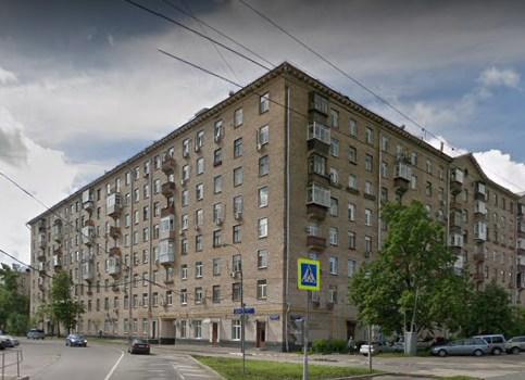 О доме Большая Филёвская улица дом 13 в Москве