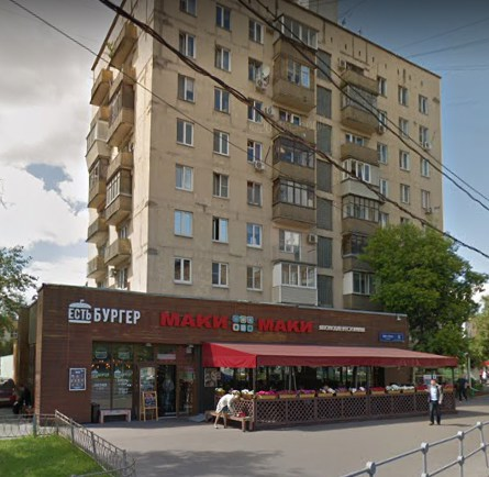 2e6cd257b977 дом на улице 1905 года дом 11 строение 1 в Москве