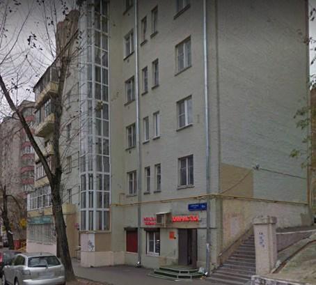 Москва улица Короленко дом 6А