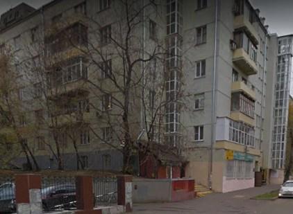дом на улице Короленко дом 6А в Москве