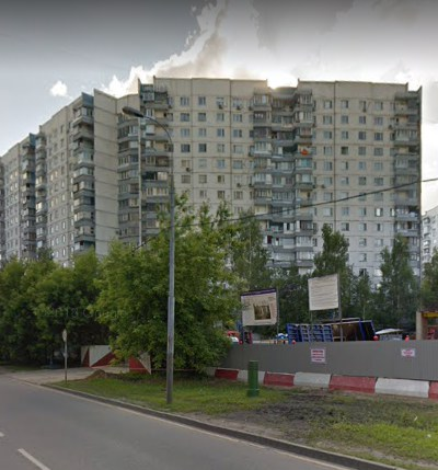 Раскрутка сайта Улица Академика Анохина как сделать сайт для грузоперевозок