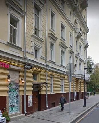 дом на Большой Бронной улице дом 7 в Москве